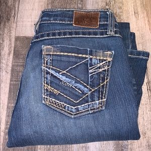 BKE From buckle Madison skinny blue jeans
